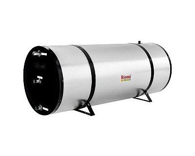 Boiler 600L / Alta Pressão / Inox 316 / RINNAI