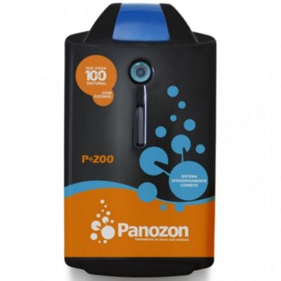 Ozonio - Panozon P+200 - Para Piscinas De Até 200.000 Litros
