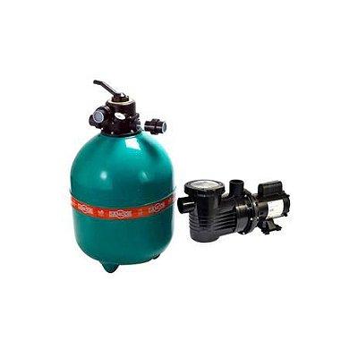 Conjunto Filtrante DANCOR DFR 12 c/ Bomba 1/3 Cv