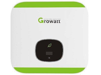 Inversor Solar Fotovoltaico On Grid 3kw Growatt