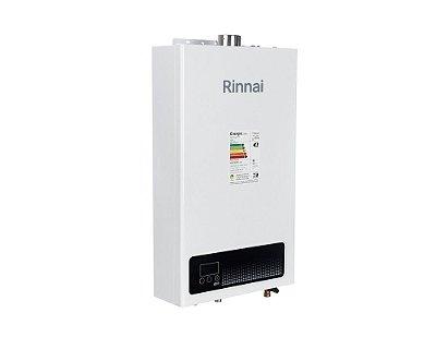 Aquecedor a Gás Rinnai E15 - GLP - 15 L/min
