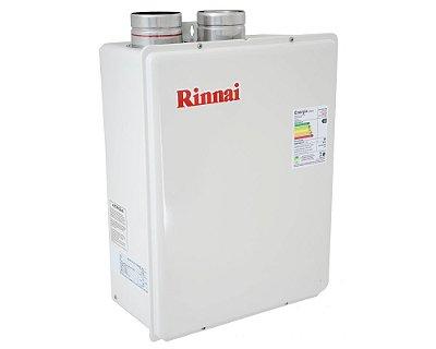 Aquecedor a Gás Rinnai E42 FEA - GLP - 42,5 L/min