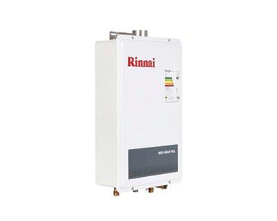 Aquecedor a Gás Rinnai REU-1602 FEA - GN - 22,5 L/min