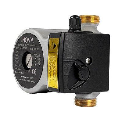 Circuladora para água quente GP-100C INOVA - Recirculação