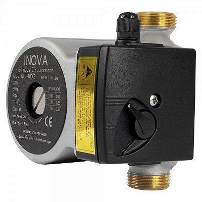 Circuladora para água quente GP-100CB INOVA - Recirculação