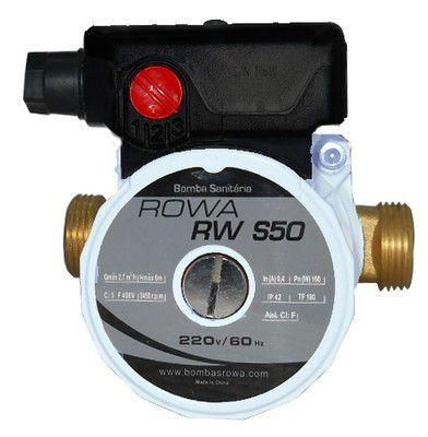 Pressurizador Rowa Rw S50 (Bronze) - 220v