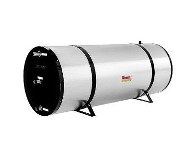 Boiler 400L / Baixa Pressão / Inox 444 / Rinnai - Desnível