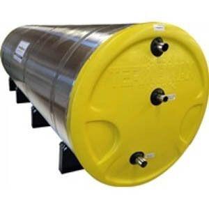 Boiler 800 litros / Baixa Pressão / Inox 304 - Termomax