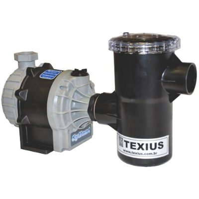 Bomba c/ Pré-Filtro Texius TBHA-PFR 1,5CV 220v