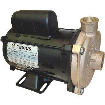 Bomba Circuladora Texius TBHWS-RP-BR-  1/0CV 110v