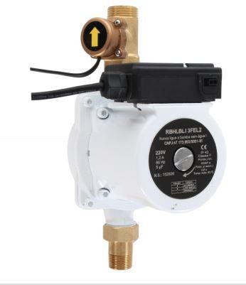 Pressurizador RFS 260W - Rinnai - Fluxostato 60 L/min