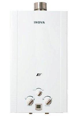 Aquecedor De Água A Gás In-1800 EFP GLP INOVA - 15,5 L/min