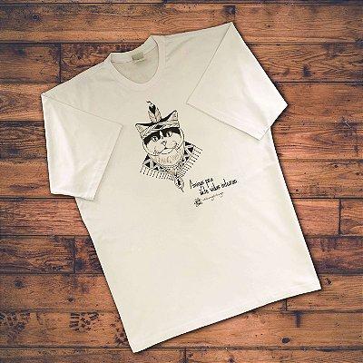 Camiseta Unissex Índio