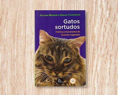Livro Gatos Sortudos