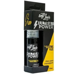 ULTRA POWER ELETRIC PLUS JATOS 15ML