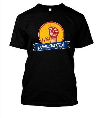 Camiseta masculina Liga Democrática