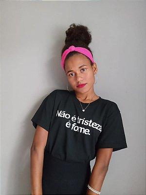 """Camiseta """"É FOME"""""""