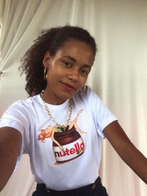 Camiseta Nutella