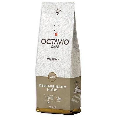 Café Especial Octavio Descafeinado moído 250g