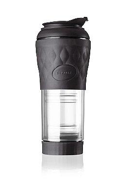 Cafeteira Pressca Preto Ebano 350 ml