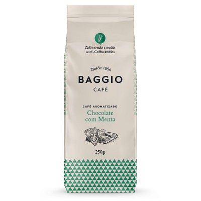 Café Baggio Aromas Chocolate com Menta Moído 250g