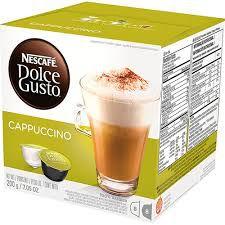 Nescafé Dolce Gusto, Cappuccino 16 Cápsulas