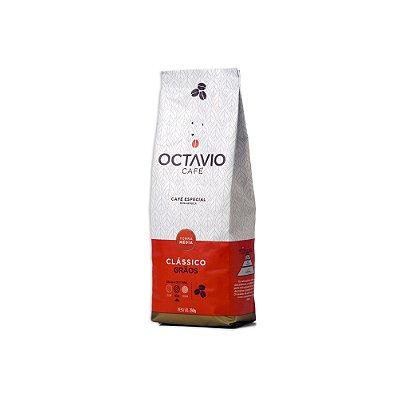 Café Octavio em Grãos Clássico 250g