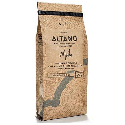 Café Altano Gourmet Torrado Moído 250g