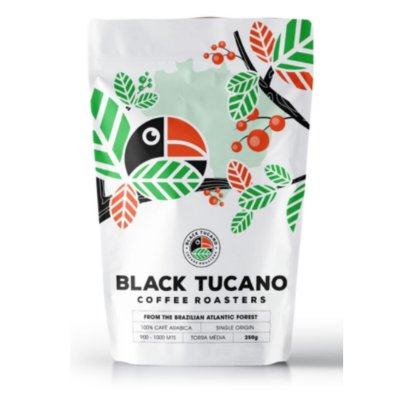 Café Black Tucano Single Origin Torrado Moído 250 g
