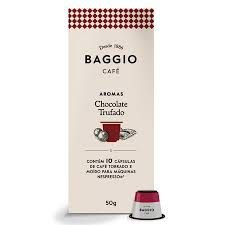 Café Baggio Aromas Chocolate Trufado em Cápsulas 10 unidades