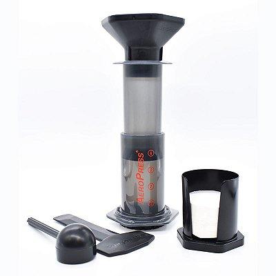 Aeropress - Conjunto p/ Filtrar Café
