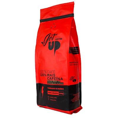 Get Up Coffee Torrado e Moído 500g