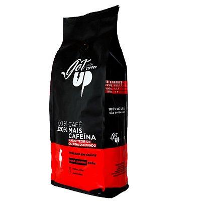 Get Up Coffee em Grãos 500g