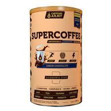 SuperCoffee Chocolate Lata 380g Economic Size  (38 doses de 10g)