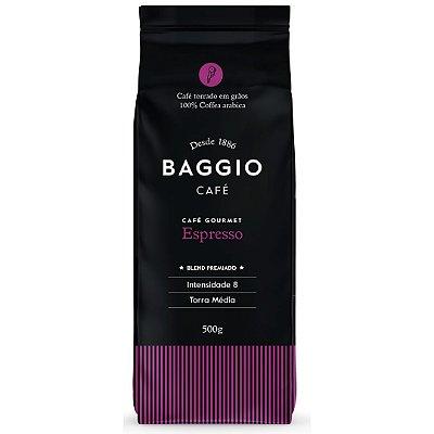Baggio Café Gourmet Espresso em grãos 500g