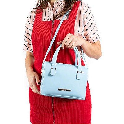 Bolsa Petite Jolie Lana Azul Claro PJ6012