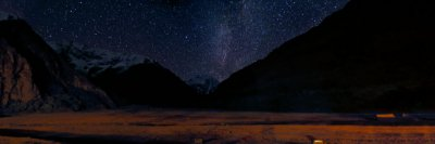 MILKWAY  - SALKANTAY PERU - 2 - PAPEL FOTOGRÁFICO