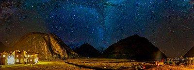 MILKWAY  - SALKANTAY PERU - 1 - PAPEL FOTOGRÁFICO