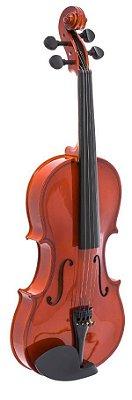 Violino Giannini SV 4/4 - Acompanha estojo (case) e breu.