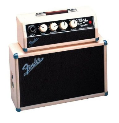 Mini Amplificador de Guitarra Fender Tone Master Blonde
