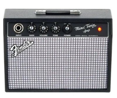 Mini Amplificador de Guitarra Fender Twin 65 PT