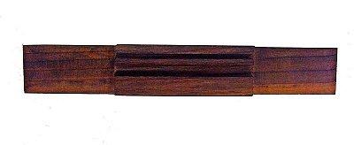 Cavalete em Madeira Fosca Para Violão Nylon