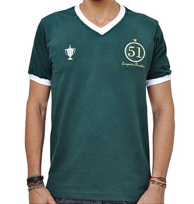 Camisa Retrô Alviverde Paulista 1951