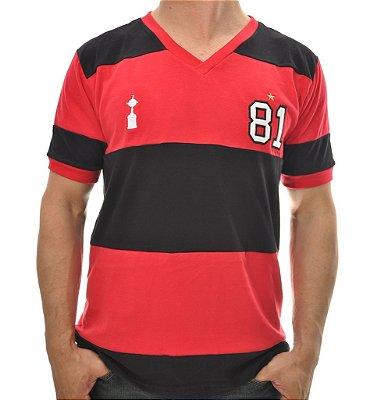 Rubro Negro Carioca Libertadores 1981