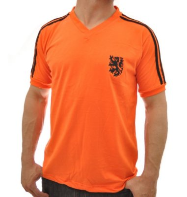 Camisa Retrô Holanda 1974