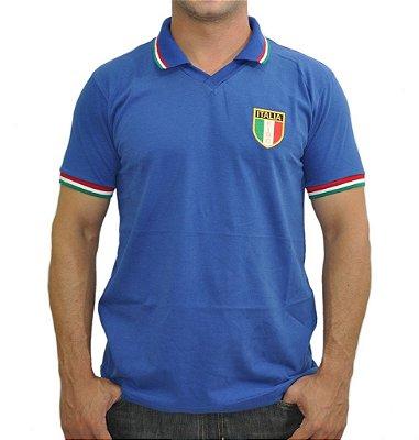 Camisa Retrô Itália 1982