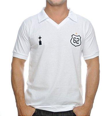 Camisa Glorioso Alvinegro Praiano 1962