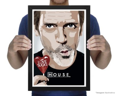 Poster Dr. House