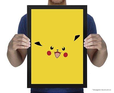 Poster Pokemon Picachu