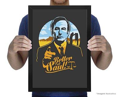 Poster Better Call Saul Goodman